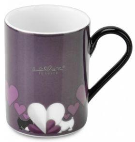 """Набор кружек для кофе Berghoff """"Lover by Lover"""" (2 пр.) 3800002 (0,30 л.)"""