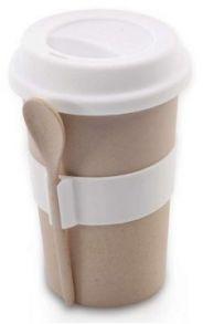 Кружка кофейная с ложкой Cook&Co 2800056