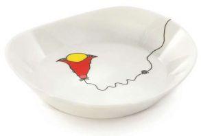 "Тарелка для супа Berghoff ""Eclipse"" (2 пр.) 3705004 (20 см.)"